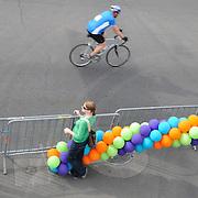 Finish line greeters at 2012 El Tour de Tucson. Bike-tography by Martha Retallick.