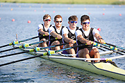 Race: 106  Event: Quad Sculls - Championship - Final<br /> <br /> National Schools Regatta 2018<br /> Sunday<br /> <br /> To purchase this photo, or to see pricing information for Prints and Downloads, click the blue 'Add to Cart' button at the top-right of the page. The Metropolitan Regatta 2018 The Metropolitan Regatta 2018