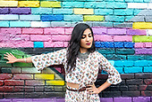 Singer Vidya Iye