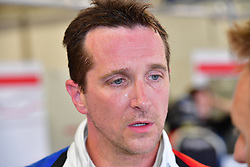 August 17, 2018 - Silverstone, Angleterre - 39 GRAFF (FRA) ORECA 07 GIBSON LMP2 TRISTAN GOMMENDY  (Credit Image: © Panoramic via ZUMA Press)