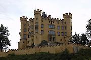 Germany, Hohenschwangau, southwest Bavaria, Neuschwanstein Castle