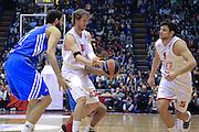 DESCRIZIONE : Milano Eurolega Euroleague 2013-14 EA7 Emporio Armani Milano Real Madrid <br /> GIOCATORE : Wallace Charles Judson <br /> CATEGORIA : Palleggio<br /> SQUADRA :  EA7 Emporio Armani Milano<br /> EVENTO : Eurolega Euroleague 2013-2014 GARA : EA7 Emporio Armani Milano Real Madrid <br /> DATA : 05/12/2013 <br /> SPORT : Pallacanestro <br /> AUTORE : Agenzia Ciamillo-Castoria/I.Mancini<br /> Galleria : Eurolega Euroleague 2013-2014 <br /> Fotonotizia : Milano Eurolega Euroleague 2013-14 EA7 Emporio Armani Milano Real Madrid Predefinita