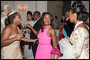 ADORA MBA ( PINK )Florence Heoluwa 'Cuppy' Otedola Marie Antoinette Graduation party. Mandarin Oriental, Knightsbridge25th of July 2014.