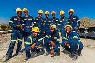 South Africa-Pretoria-Cullinan Gold Mine & Town