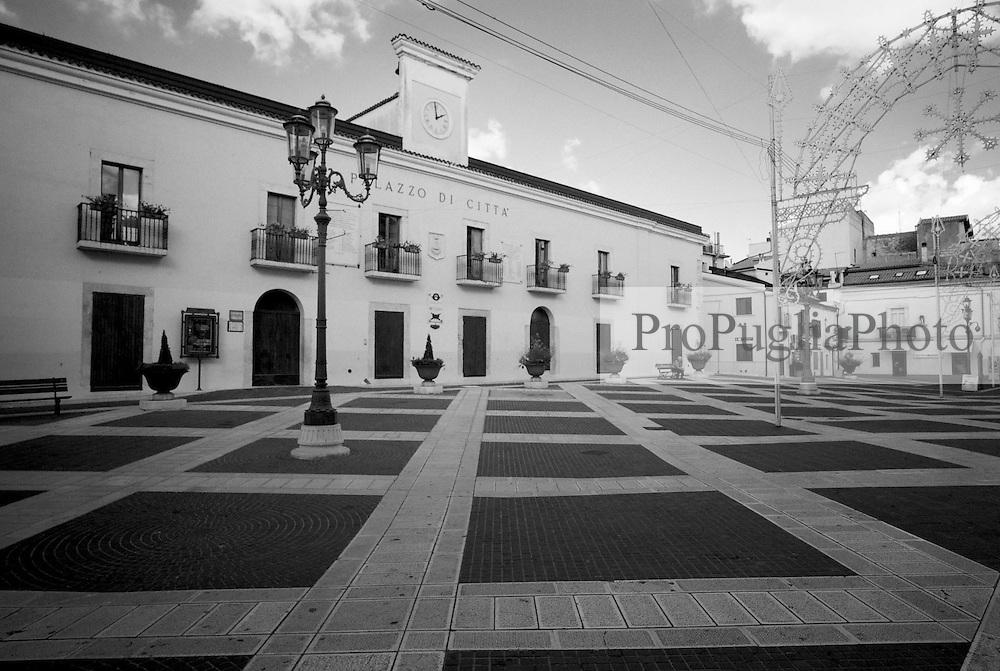 San Giovanni Rotondo-palazzo di città