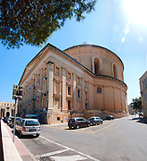 Malta, Mosta (or Il-Mosta), the Rotunda of St Marija Assunta AKA Mosta Dome