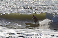 Surfing at Freshwater Bay, Tuesday 1st November 2011