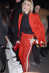 Judith Light leaving Calvin Klein fashion show during NYFW at the New York Stock Exchange on February 13, 2018 in New York City, NY, USA. Photo by MM/ABACAPRESS.COM