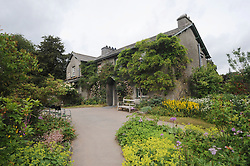 File photo dated 24/06/10 of a general view of Hill Top, the former home of author Beatrix Potter, situated in the village of Near Sawrey in the Lake District, as the Lake District has been designated as a World Heritage Site, Unesco has said.