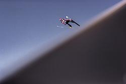 28.02.2019, Seefeld, AUT, FIS Weltmeisterschaften Ski Nordisch, Seefeld 2019, Skisprung, Herren, Qualifikation, im Bild Roman Koudelka (CZE) // Roman Koudelka of Czech Republic during his Qualification Jump of men's Skijumping of FIS Nordic Ski World Championships 2019. Seefeld, Austria on 2019/02/28. EXPA Pictures © 2019, PhotoCredit: EXPA/ JFK