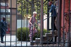 "June 1, 2017 - Stockholm, Sweden - EXCLUSIVE ***..Katy Perry pays a visit to the Universal Music in Stockholm, Sweden 2017-06-01..(c) SÃ""NNÃ…S PER-OLOF   Aftonbladet  IBL BildbyrÃ¥....* * * EXPRESSEN OUT * * *....AFTONBLADET  7240 (Credit Image: © IBL via ZUMA Press)"