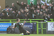 Forest Green Rovers v Plymouth Argyle 161119
