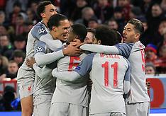 FC Bayern Munich vs FC Liverpool - 13 Mar 2019