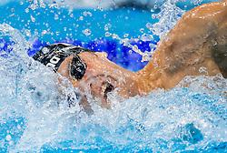 09-08-2016 BRA: Olympic Games day 4, Rio de Janeiro<br /> Met 48,51 plaatst Sebastiaan Verschuren zich als twaalfde voor de halve finales op de 100 meter vrije slag.