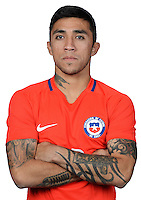 Football Conmebol_Concacaf - <br />Copa America Centenario Usa 2016 - <br />Cile National Team - Group D - <br />Edson Puch