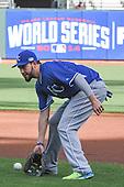 20141023 - World Series - Workout
