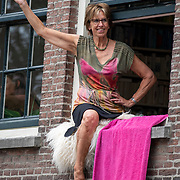NLD/Amsterdam/20190803 - Gaypride 2019, toeschouwer