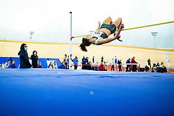 Maja Bedrac during Slovenian Indoor Championship, Olympic centre Novo Mesto, 14 February 2021, Novo Mesto, Slovenia. Photo by Grega Valancic / Sportida