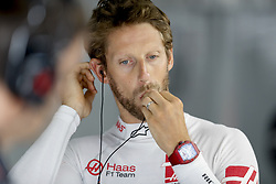 June 23, 2018 - Le Castellet, France - Motorsports: FIA Formula One World Championship 2018, Grand Prix of France, .#8 Romain Grosjean (FRA, Haas F1 Team) (Credit Image: © Hoch Zwei via ZUMA Wire)