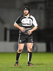 Alex Knott of Pontypridd<br /> <br /> Photographer Mike Jones/Replay Images<br /> <br /> Principality Premiership - Neath v Pontypridd - Friday 16th March 2018 - The Gnoll Neath<br /> <br /> World Copyright © Replay Images . All rights reserved. info@replayimages.co.uk - http://replayimages.co.uk