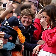 NLD/Middelburg/20100430 -  Koninginnedag 2010, Aimee