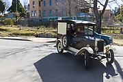 A Morris Cowley car, 1919 model, Leura, NSW, Australia.