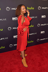 December 14, 2016 - Beverly Hills, Kalifornien, USA - Lisa Nicole Carson bei der Premiere der BET TV-Miniserie 'The New Edition Story' im Paley Center for Media. Beverly Hills, 14.12.2016 (Credit Image: © Future-Image via ZUMA Press)