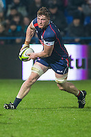 John Quill of USA during their  rugby test match between Romania and USA, on National Stadium Arc de Triomphe in Bucharest, November 8, 2014.  Romania lose the match against USA, final score 17-27.