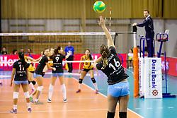 26-11-2015 SLO: Champions League Calcit Ljubljana - VakifBank Istanbul, Ljubljana<br /> Monika Potokar of Calcit Ljubljana<br /> <br /> ***NETHERLANDS ONLY***