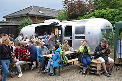 Redwell Brewery Art Car Boot Fair, annual festival showcasing local artists. Norwich June 2018
