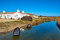 France, Vendée (85), Marais breton-vendéen, Centre du Daviaud, La Barre-de-Monts, écomusée vendéen // France, Vendée, La Barre de Monts, Daviaud ecological centre