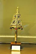 Girona, the Catalan Jewish Museum, Catalonia, Spain Rimon a Torah Ornament
