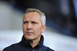 Crystal Palace care taker manger keith millenPhoto mandatory by-line: Alex James/JMP - Tel: Mobile: 07966 386802 02/11/2013 - SPORT - FOOTBALL - The Hawthorns - West Bromwich - West Bromwich Albion v Crystal Palace - Barclays Premier League