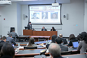 Cross-border Transactions pane; during Advisen's Transaction Insurance Insights Conference at New York Law School.