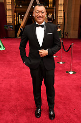 Joe Zee on the red carpet at the 92nd Academy Awards held at the Dolby Theatre in Hollywood, Los Angeles, USA.