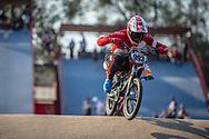 #993 (NAGASAKO Yoshitaku) JPN during practice at Round 9 of the 2019 UCI BMX Supercross World Cup in Santiago del Estero, Argentina
