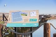 Bolsa Chica Wetlands in Huntington Beach California