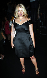 Amanda de Cadenet at the Marc Jacobs show  at  New York Fashion Week, Monday, 10th  September 2012. Photo by: Stephen Lock / i-Images