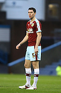 Michael Keane of Burnley looks on. Skybet football league Championship match, Burnley v Ipswich Town at Turf Moor in Burnley, Lancs on Saturday 2nd January 2016.<br /> pic by Chris Stading, Andrew Orchard sports photography.