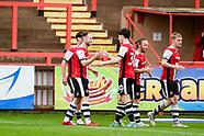 Exeter City v Scunthorpe United 241020