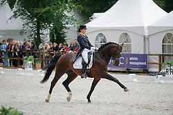 Krooswijk Angela (NED) - BMC Roman Nature<br /> Nederlands Kampioenschap Dressuur - De Steeg 2009<br /> Photo © Dirk Caremans