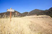 Pratt Trail, Ojai, Ventura County, California, USA