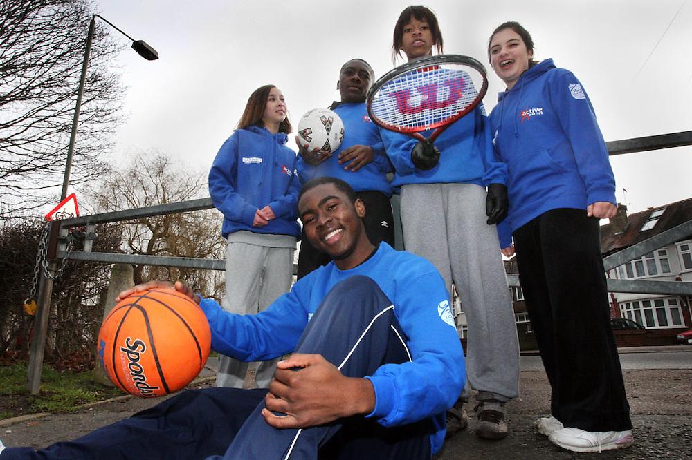 Sport in Oak Hill Park..Pics: Jonathan Goldberg.