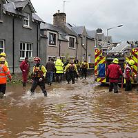 Bankfoot Flooding