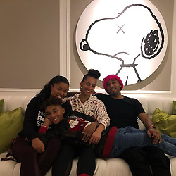 """Alicia Keys releases a photo on Twitter with the following caption: """"""""Happy birthday to our beautiful son Kasseem dream<br /> It's your birthday but u are the gift to us 🙏🏽🙏🏽✨✨<br /> We cherish you endlessly young king! Here's to the best year yet!! 🌈🌈🌈"""""""". Photo Credit: Twitter *** No USA Distribution *** For Editorial Use Only *** Not to be Published in Books or Photo Books ***  Please note: Fees charged by the agency are for the agency's services only, and do not, nor are they intended to, convey to the user any ownership of Copyright or License in the material. The agency does not claim any ownership including but not limited to Copyright or License in the attached material. By publishing this material you expressly agree to indemnify and to hold the agency and its directors, shareholders and employees harmless from any loss, claims, damages, demands, expenses (including legal fees), or any causes of action or allegation against the agency arising out of or connected in any way with publication of the material."""