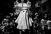 2018, Holy week in Malaga, Andalucía, South of Spain