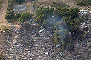 A horrific blaze scorched a large section of Imizamo Yethu in Hout Bay, Cape Town, South Africa on the 11th of March 2017.