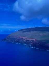 First Sight Of Rapa Nui