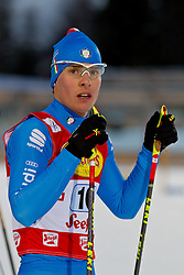 16.12.2011, Casino Arena, Seefeld, AUT, FIS Nordische Kombination, Team Sprint 2* 7.5 km, im Bild Armin Bauer (ITA) // Armin Bauer of Italy during Team Sprint 2* 7.5 km the team competition at FIS Nordic Combined World Cup in Sefeld, Austria on 20111211. EXPA Pictures © 2011, PhotoCredit: EXPA/ P.Rinderer