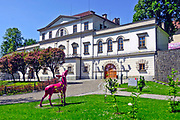 Pałac Myśliwski, Cieszyn, Polska<br /> Hunting lodge, Cieszyn, Poland